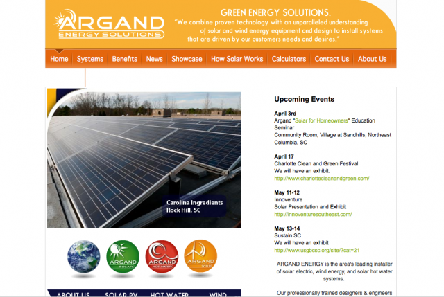 Argand Energy Solutions
