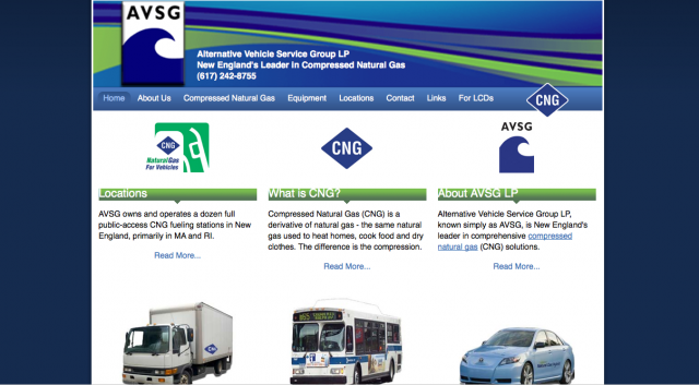 CNG New England