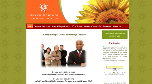 Seven Centers Consulting