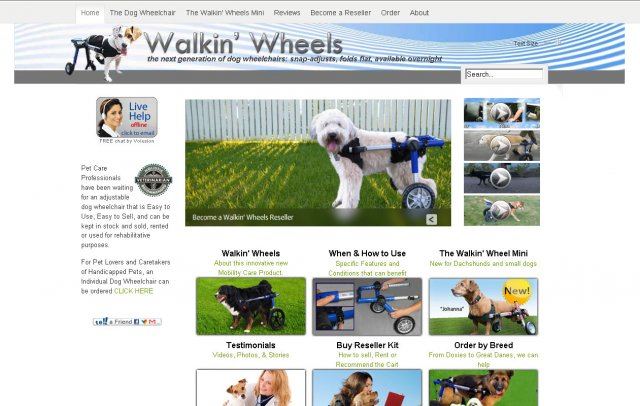 WalkinWheels.com